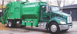 Orifice Recycling and Refuse truck