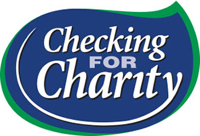 Checking for Charity logo