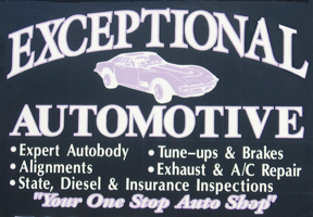 Exceptional Automotive logo