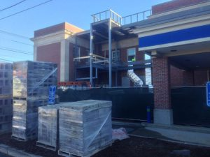 MutualOne Bank Natick office renovation construction