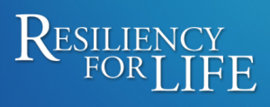 Resiliency for Life logo, linking to Resiliency for Life website