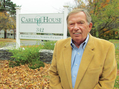 Dennis Morgan, Administrator of Carlyle House