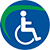 Accessibility Icon example