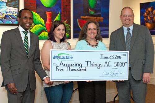 AmazingThings 2017 donation