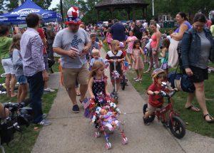 July 4th 2017 Parade Kids 2