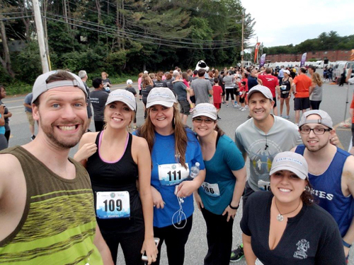Employees at 2017 United Way Corporate 5K