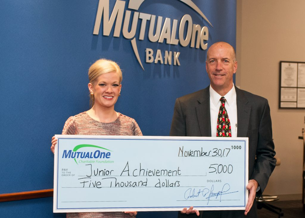 Junior Achievement Foundation grant