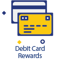 Click here to go to our Debit Card page.