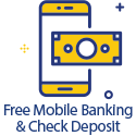 Click here to go to our Mobile Banking page.